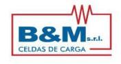 ByM Celdas de Carga