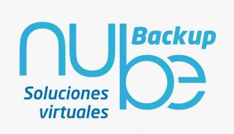 Logo Nube Backup